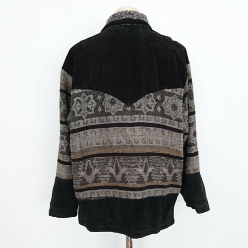 Smooth Jacket Aztec Mens 7413 Art Suede YUFaq