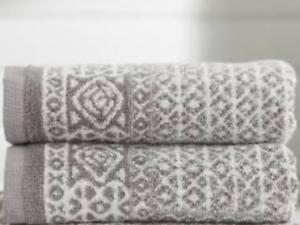 Marrakesh Decorative Cotton Towel Petrol