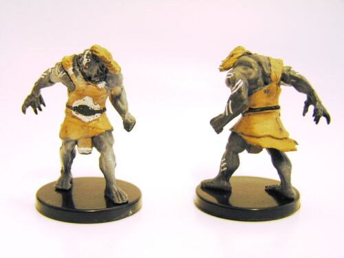 D/&D Icons of the Realms #005 Orc Claw of Luthic Volo /& Mordenkainen/'s Foes