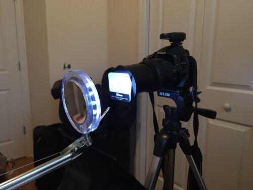 Oficial Nikon Deslizar Copiar Adaptador ES-1 52mm Cámara Accesorios Speedy JP