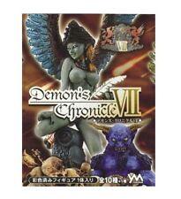 RARE NEW Yanoman Demon/'s Chronicle 8 VIII BOX set of 10 Figure Figurine JAPAN FS