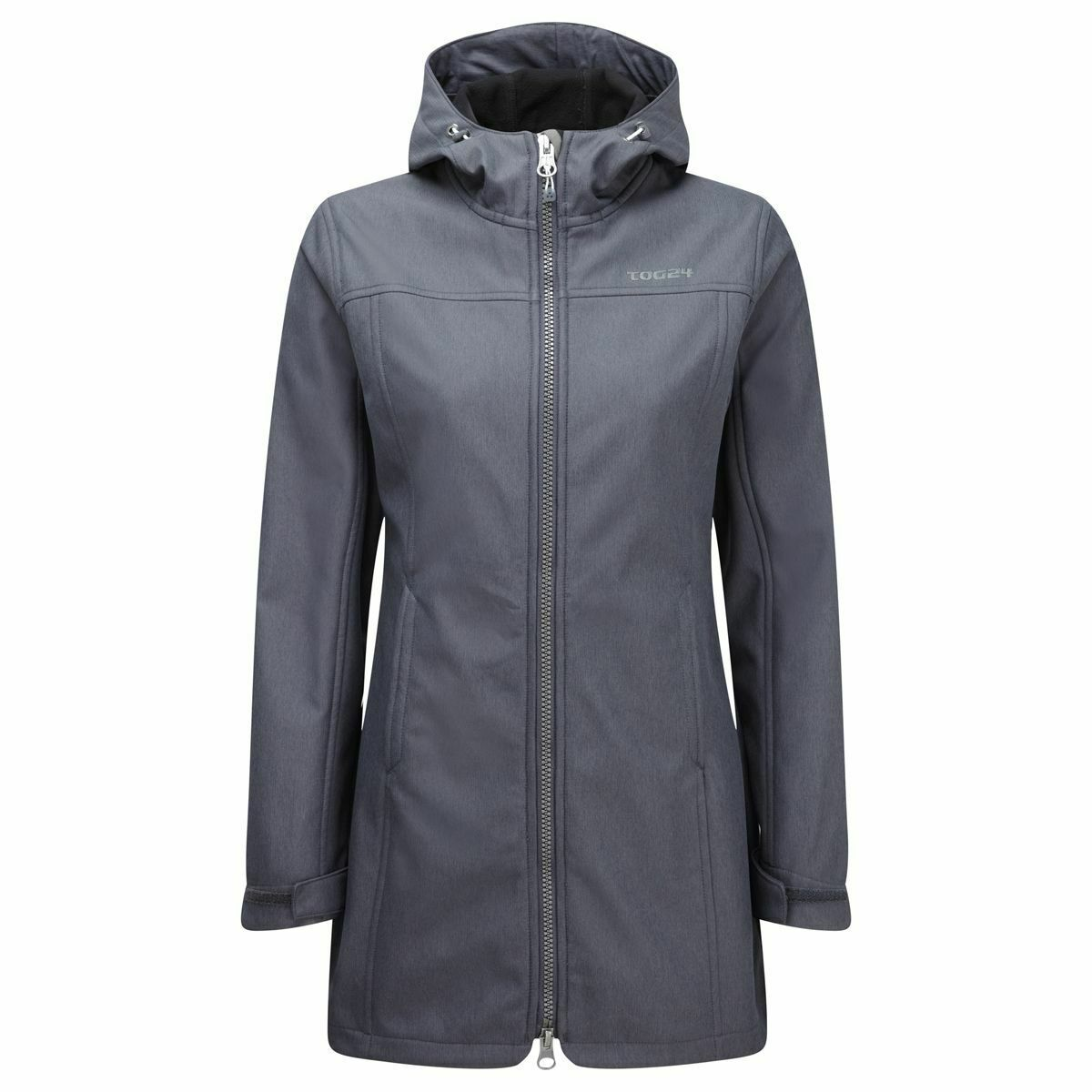 Tog24 LINEA DONNA LAUREL TCZ Giacca Softshell Nero Screziato RRP .95 JS097 mm 12