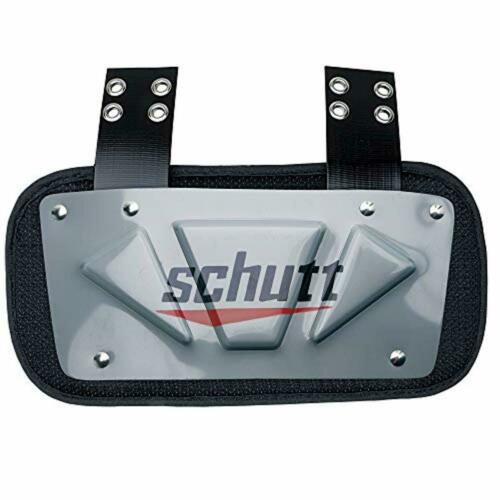 Schutt Sports Varsity Football Back Plate