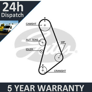 Gates-Timing-Belt-Fits-TT-A4-A3-Golf-Passat-Leon-Octavia-5-Year-Warranty-G2844
