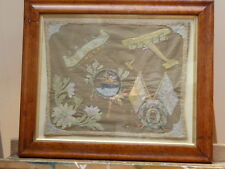 ROYAL ARMY SERVICE CORPS  1916-1917 BOAT AN PLANE SAMPLER  FREE SHIPPING ENGLAND
