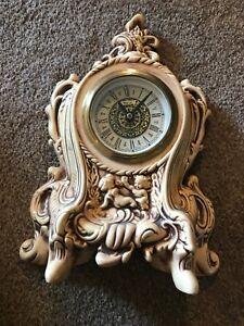Narco-Glass-Mantel-Clock