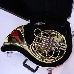 En Herbe Holton Modèle Simple H602 Cor En Fa Grand Étudiant Horn! Modèle D'affichage-afficher Le Titre D'origine