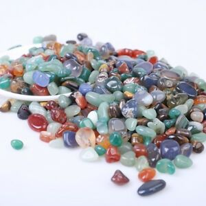 200g-Mixed-Tumbled-Stones-Quartz-Crystal-Bulk-Natural-Gemstones-Healing-Reiki