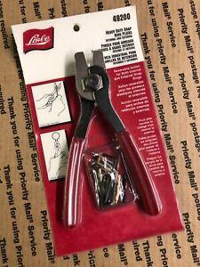 Lisle 49200 Heavy Duty Snap Ring Plier