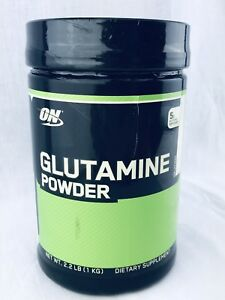 OPTIMUM-NUTRITION-GLUTAMINE-POWDER-2-2lbs-unflavored-muscle-recovery-aminos-on