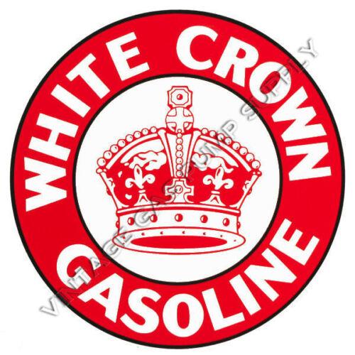 "White Crown 12/"" Vinyl Decal DC113"