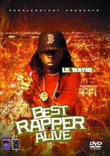 LIL WAYNE MUSIC VIDEOS HIP HOP RAP DVD BIRDMAN RICK ROSS JEEZY T.I. CHRIS BROWN