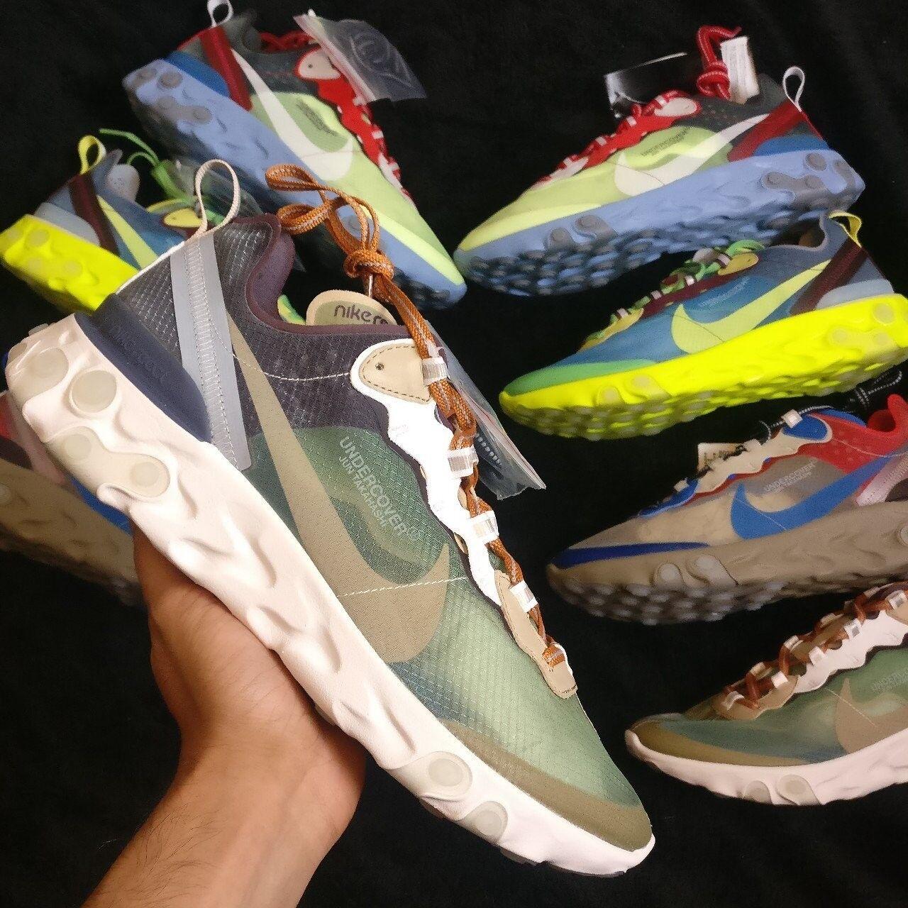 Nike X X X Undercover EleHommes t React 87 US 9.5 Green Mist | D'adopter La Technologie De Pointe  | Approvisionnement Suffisant  | Qualité Supérieure  73339a
