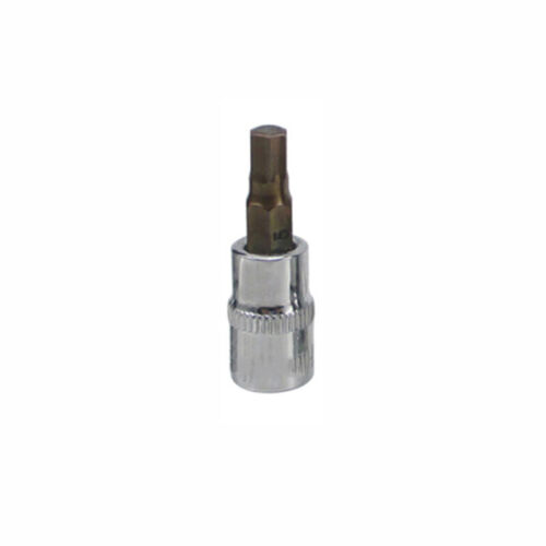 "New 37mm Length 1//4/"" Drive Size Hex Allen Key Bit Socket Tools 2mm-7mm Useful"