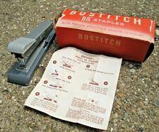 New Bostitch B8 Desk Stapler With Original Box Instruction Amp Guarantee Paper