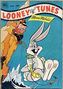 Looney-Tunes-And-Merrie-Melodies-Comics-125-1952-fn-5-5-Bugs-Bunny