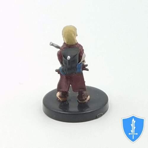 Halfing Bard Shattered Star #38 Pathfinder Battles D/&D Miniature Lem