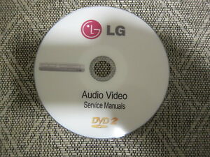 Details about LG audio video Repair Service manuals Schematics dvd 2 of 2  in pdf format