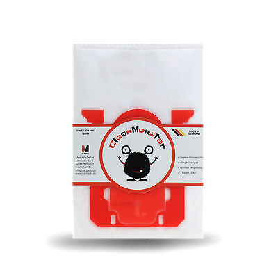 AEG S-Bag Staubsaugerbeutel Filtertüten für AEG AESG 300 Öko Ergospace
