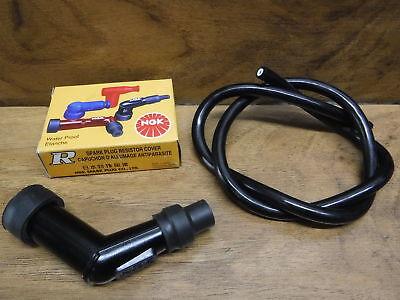 83-85 HONDA ATC110 SPARK PLUG W//FREE IGNITION COIL WIRE CABLE ATC 110 3 WHEELER