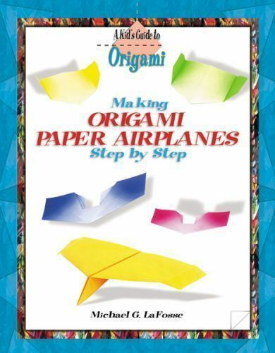 BOOK] Easy Origami Paper Airplanes for Kids Paper Airplanes To ...   500x390