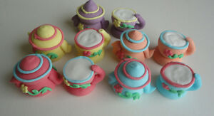 42-3D-Teapot-amp-Teacup-Kitchen-High-Tea-Cupcake-Toppers-Decorations-Cakes-Icing