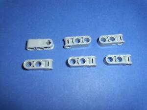 Lego Technik 6 x Verbinder 2 Loch u.Kreuz Verbinder in neu hell grau 4211779 K0 - Neuss, Deutschland - Lego Technik 6 x Verbinder 2 Loch u.Kreuz Verbinder in neu hell grau 4211779 K0 - Neuss, Deutschland