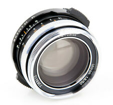 M42: Carl Zeiss West Ultron 1,8/50 Lens Zeiss Ikon Icarex TM RARE   L-194