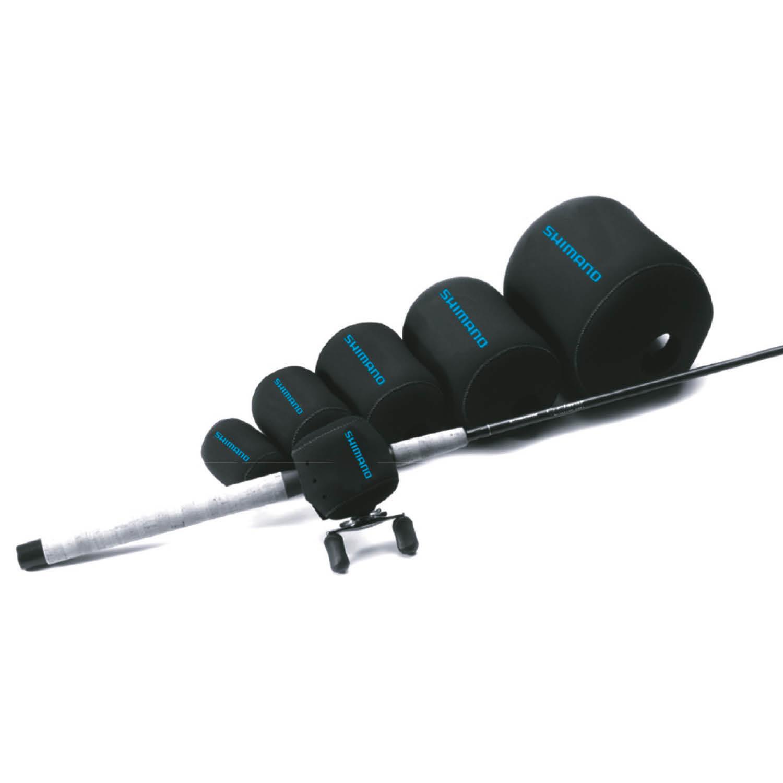 ANRC830 Shimano Neoprene Small Round Baitcasting Reel Cover
