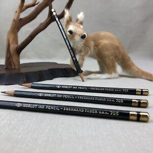 4-Eberhard-Faber-Noblot-Ink-Vintage-Pencil-705-A-Bottle-of-Ink-In-Pencil