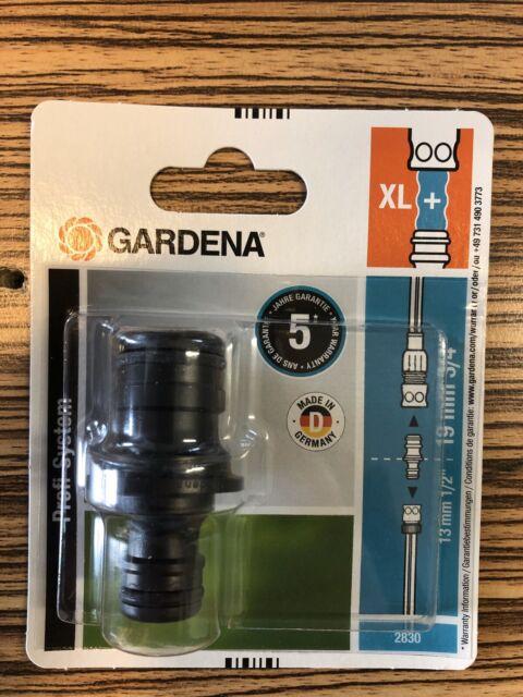 schwarz 2830-20 Kupplung GARDENA Profi-System-Reduzierkupplung