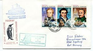 1977 Ms Lindblad Explorer Antarctica Tourist Expedition Polar Antarctic Cover