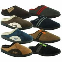 New Mens Coolers Clog Memory Foam Slip On Mule Slippers Shoes UK Sizes