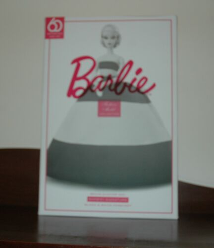 """BARBIE BLACK AND WHITE FOREVER MINT IN MINT BOX /""""**** *********************"""