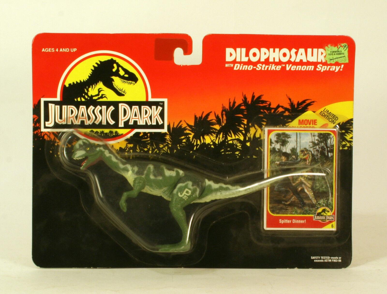 Jurassic Park   Dilophosaurus  MOC Kenner Series Series Series I 171668