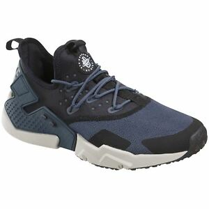 55510db1385 Image is loading Nike-Air-Huarache-Drift-Thunder-Blue-Black-Mens-