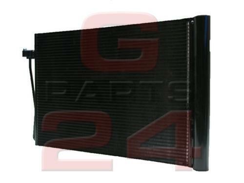 Condensador para aire acondicionado clima radiador incl secadora 5er bmw e60 /& Touring e61