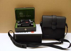 Leitz-Leica-Fernglas-Leica-Trinovid-8-x-20C-034-mit-Box-Tasche-034-TOP