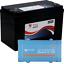 84AH-Lithium-Batterie-avec-Victron-Energy-Convertisseur-Phoenix-12V-250W miniature 1