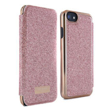 on sale 36787 9425a Official Ted Baker Cedar Mirror Women's Folio Case for iPhone 8 ...
