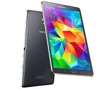 """Samsung GALAXY TAB S SM-T707A 8.4"""" Unlocked Wi-Fi 4G 16GB AT&T LTE Network"""