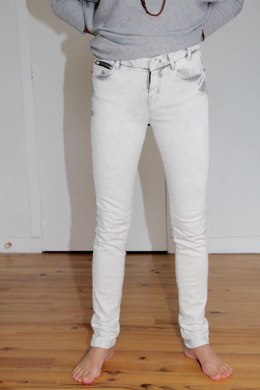 Jeans slim brume NAKED 19.04 model devil Size 26 (36) NEW LABEL v