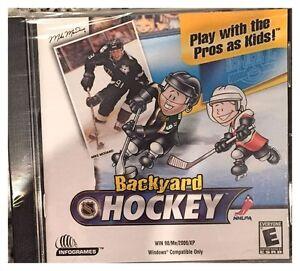 Backyard-Hockey-Pc-New-Original-One