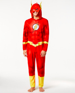 Nuevo Con Etiquetas Dc Comics El Flash Para Hombre Disfraz Traje De ... 4610169a046