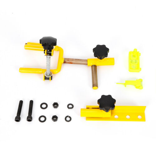Archery Products Parallel Universal Bow Vise+Bow String Level Combo Hunt HOT New