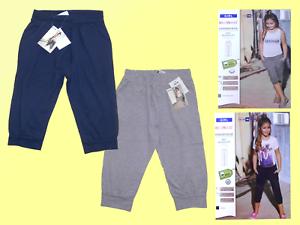 Girl-Harenshose-Capri-Pants-Summer-Shorts-Size-116-140-Model-to-choose-New