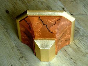 Wandkonsole Holz große wandkonsole holz wood konsole madonna konsole ebay