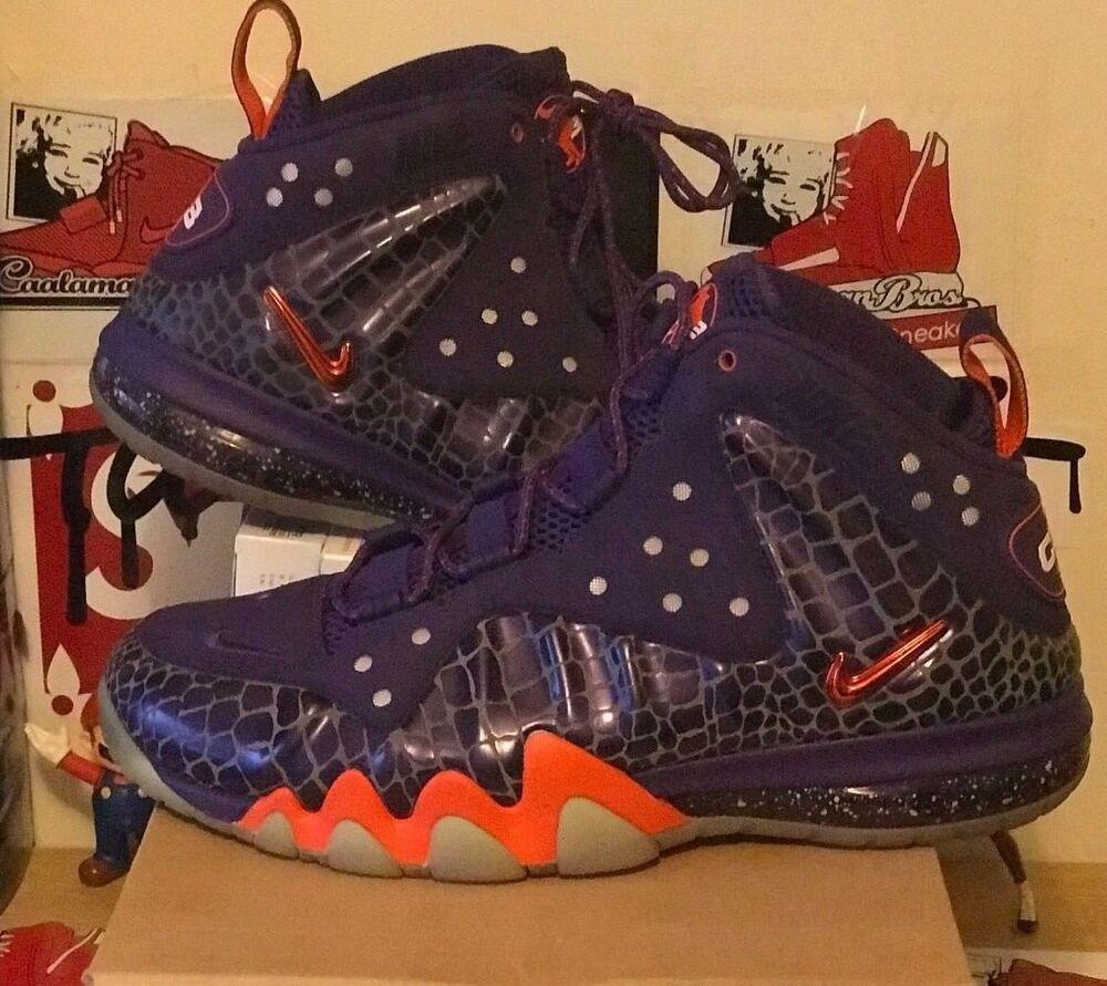 Nike Barkley Posite Max Phoenix Suns (555097-581)-