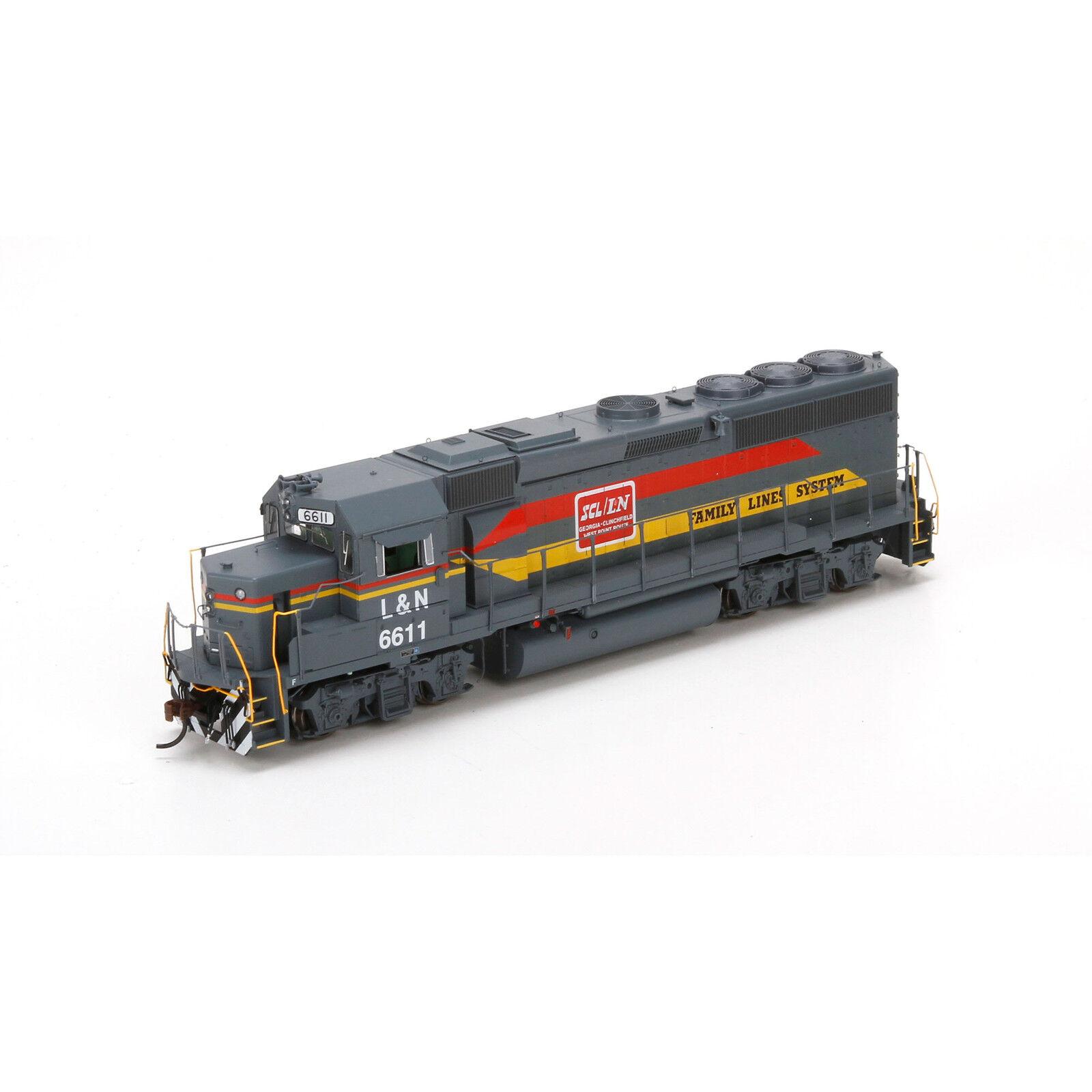 ATH Genesis 40922 Louisville & Nashville GP40-2 DC HO