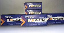 Super Heavy Duty Extra Strong Adhesive Glue 2x 40g Tubes like Araldite JBWeld